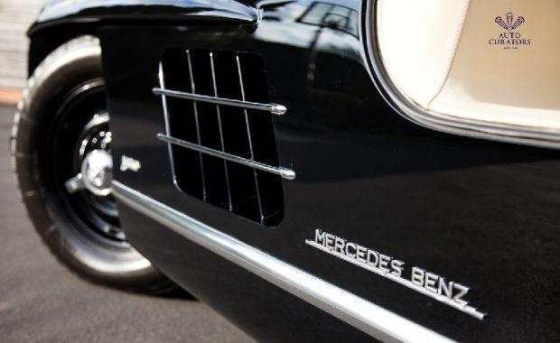 Mercedes side profile Auto Curators