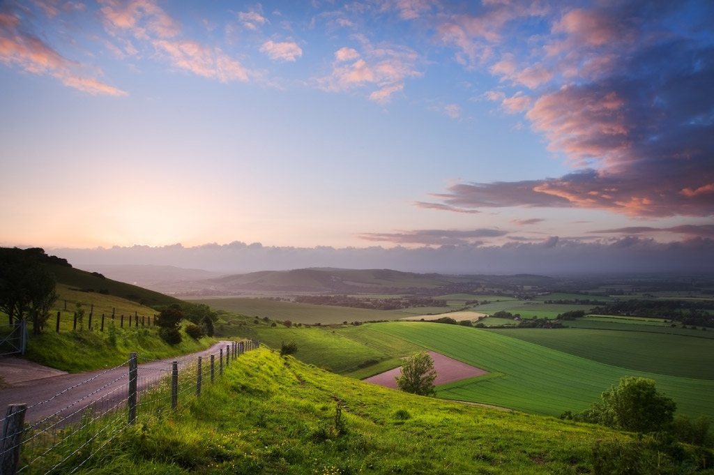 Secure Car Storage in the South Downs National Park, servicing motorists based in West Sussex, Hampshire and Surrey