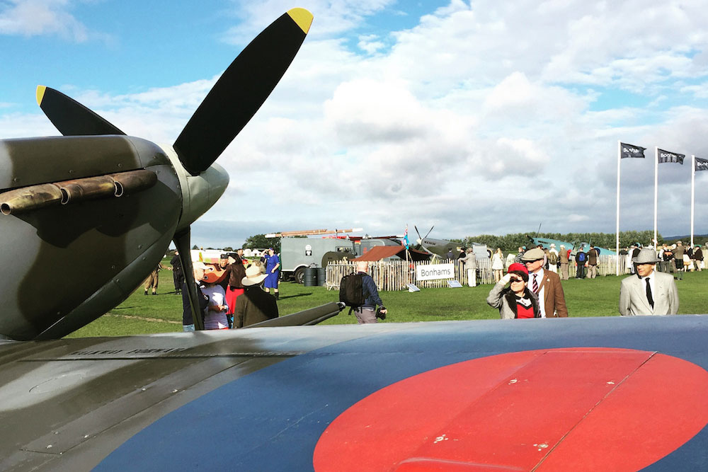 Goodwood Revival Round Up – Classic Cars & Vintage Theme