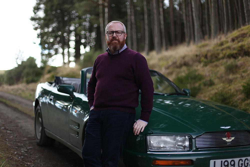 Bryan McMoran - Vintage & Classic Car Consultant