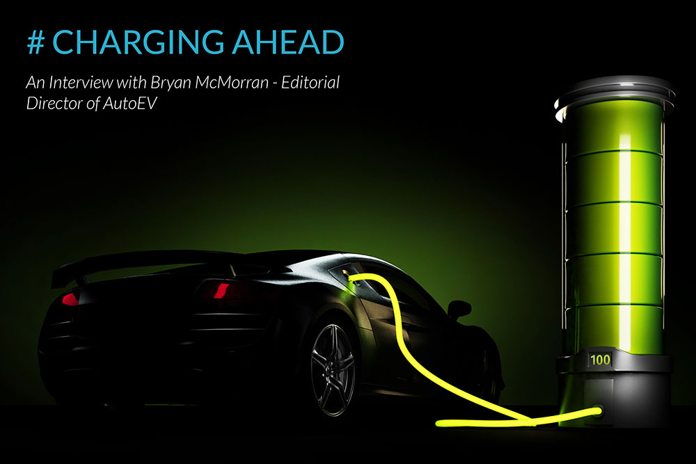 charging ahead electric vehicles